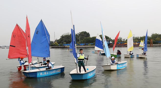 帆船夏令营——彩虹营