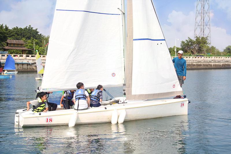 ASA蓝色船长中级营——帆船夏令营